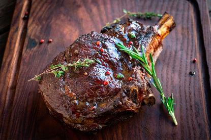 Picture of Black Angus Beef Cowboy Ribeye Steaks